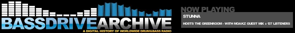 BassDriveArchive Logo