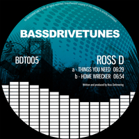 BDT005 Ross D - Things You Need