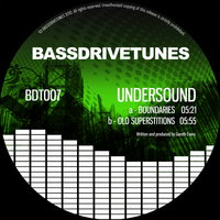 BDT007 Undersound - Boundaries