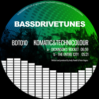 BDT010 Komatic & Technicolour - Dickinson's Rocket