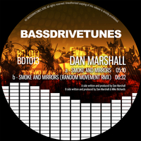 BDT013 Dan Marshall - Smoke and Mirrors
