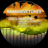 BDT021 Undersound - Burning Sand (Feat. Hayley Toms)